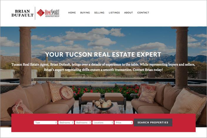 HomeSmart Realtor Website