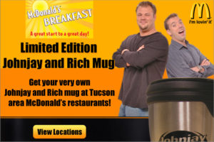 Johnjay and Rich McDonalds Promo
