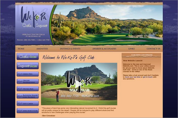 WeKoPa Golf Club