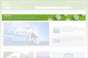MSN Essential Home Buyer's Guide
