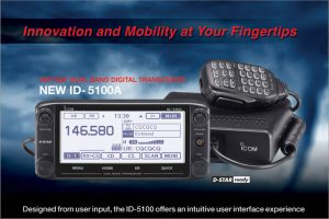 Icom ID-5100A Ad
